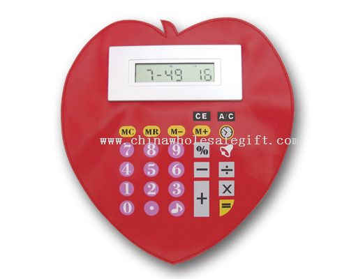 Heart Shape Soft bag Calculator