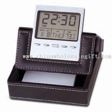 Desktop Calendar con el reloj y la temperatura de pantalla