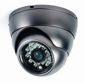 Vandalproof IR Dome Camera