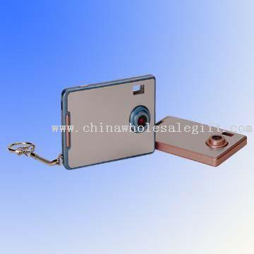 Thin 6mm de cámara fija digital con interfaz USB