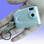 1.5M Color CIF Digital Still Camera Comes with USB Cable and Belt small picture