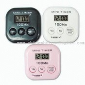 Mini Digital Keychain Timer medium picture
