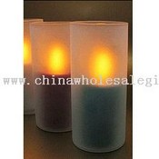 led candles with holder images
