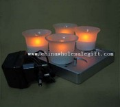Rechargeable LED Candles Light images