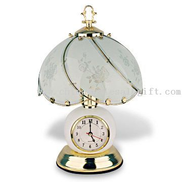Reloj Luna Touch Lamp