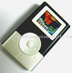 Portable media player small picture