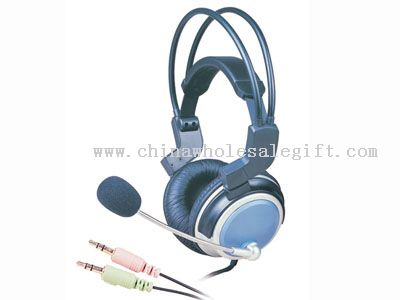 Multimedia Hi-Fi Stereo Headphone dinámico