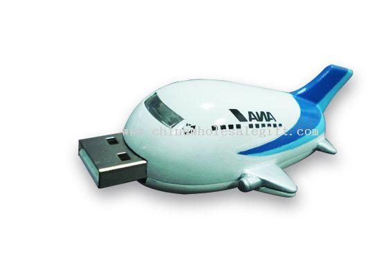 Avión USB 1.1 / 2.0 Flash Disk