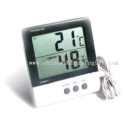 ... gift > Electric Gifts > Weather station > Thermometer Hygrometer