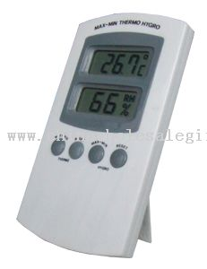 Indoor /Outdoor Wireless Thermometer And Hygrometer