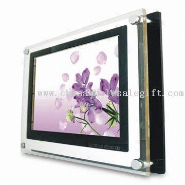 12,1 pulgadas montado en la pared Portaretrato Digital