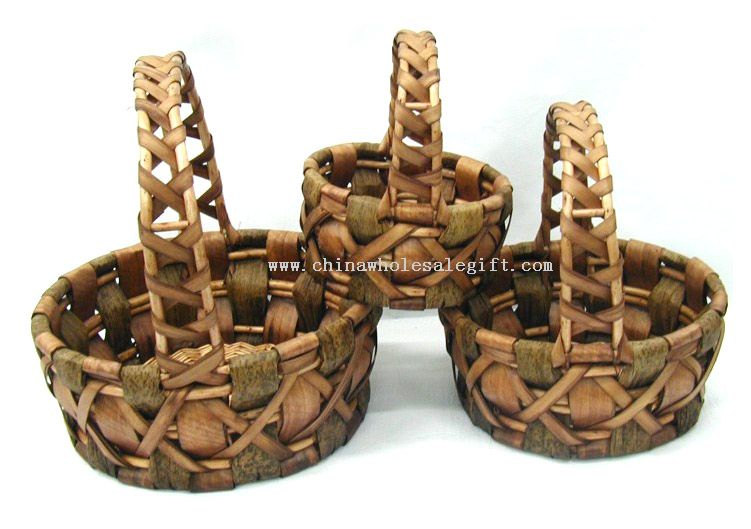 Handicraft Basketry : Willow basket wholesale china