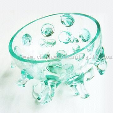 fruit bowl. Glass Fruit Bowl Model No.