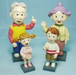 Polyresin Family Set small picture
