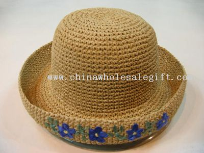 Mexican Craft Straw Hats Wholesale