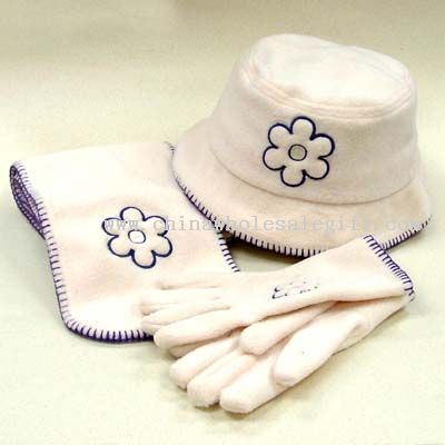 Child Winter Hats And Scarf