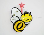 Cartoon wall clock small picture