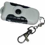 Whistle Key Finder with Recorder and Flashlight small picture