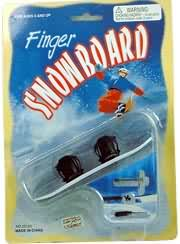 DEDO SNOWBOARD