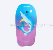colorful cloth EPS bodyboard