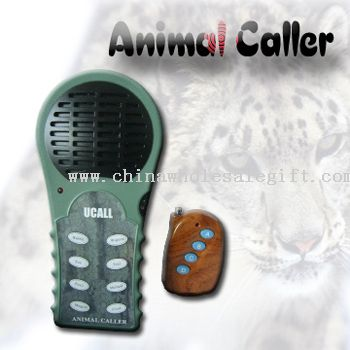 Llamador sonido Animal remoto