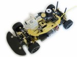 5003 R/C 1:10 Nitro 4WD On-road Truck small picture