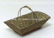 seagrass basket, flower baskets, gift basketware