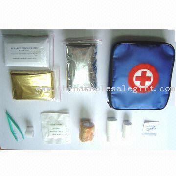 First Aid Kit with Different Inner