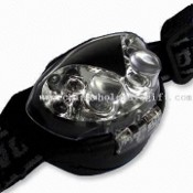 LED Headlamp with 2 and 4 Lights, Available in Various Types images