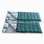 Double Sleeping Bag with Pillow small picture