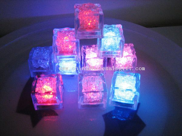 Square Flash Ice Cube