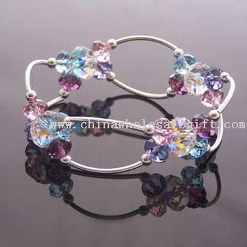 CRYSTAL BRACELETS - WHOLESALE POPULAR WEDDING BRIDAL ACCESSORIES