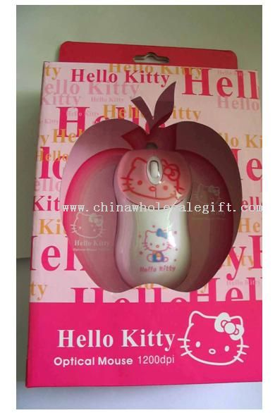 hello Kitty Office nice gift mouse. Model No.:CWSG33465