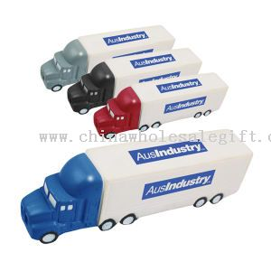 Truck shape stress reliever