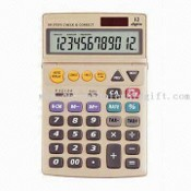 12 Digits Desktop Calculator with Delete Function medium picture