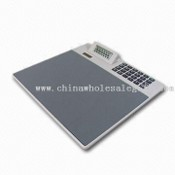 8-digit Solar/Dual-power Calculator with Mouse Pad medium picture