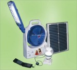 Solar Fan with Lighting small picture