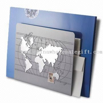World Memo Board with Sprayed Matt Surface