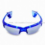 LED Flashing Sunglasses, Can Block Intense Sunlight During Daytime, Ideal for Disco or Concerts small picture