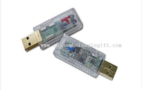 2-in-1 USB Bluetooth + IrDA
