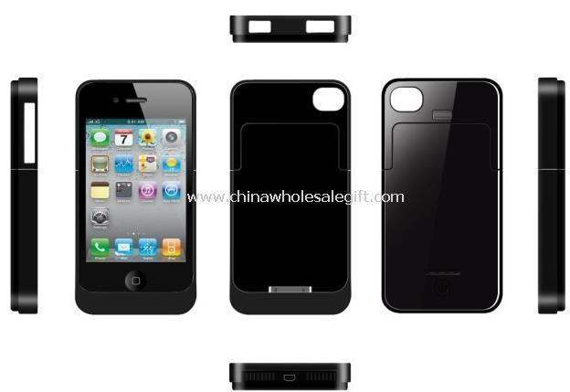 IPhone 4G caso de energía
