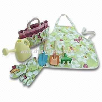 garden tools for kids. 7pcs Kids Garden Tools Set