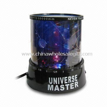 Auto Rotating Universe Master Projector Lamp Night Light