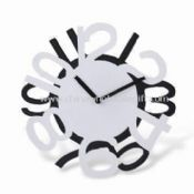 11.5 Inches Polyresin Wall Clock