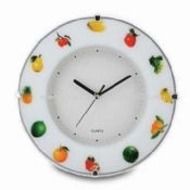 Polyresin Wall Clock