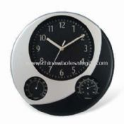 Wall Clock Made of Polyresin