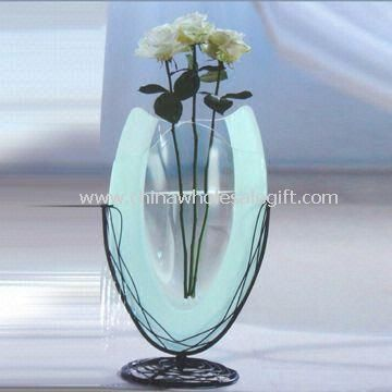 How to Buy Frosted Vases - Han Palace - Porcelain, Vases and Candles