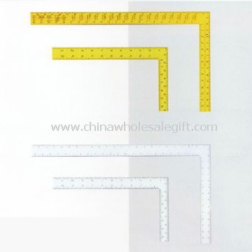L Square Ruler with Painted