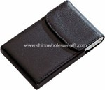 PU leather business card holder small picture