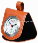 Leather Pocket Clock small picture